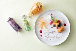 アニバーサリープレート / Anniversary Plate