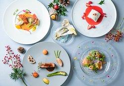 クリスマスランチ / Christmas Lunch