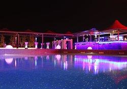 Sama Terrazza rooftop lounge