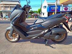 Yamaha N Max Iron Max