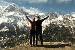 Around Annapurna in 2 weeks