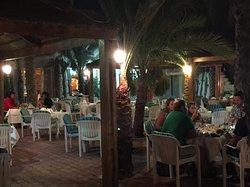 Restaurant l'oasis Djerba
