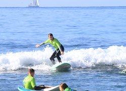 THE REAL SURF MASPALOMAS SCHOOL