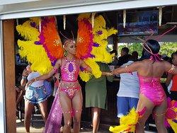 Carnival at Vibes!