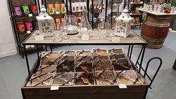 De nouveaux produits pour vos papilles... à déguster sans modération...