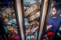 Otomat Pizza Heaven Brugge