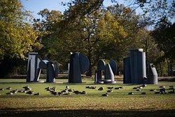 Park Rzeźby Yorkshire