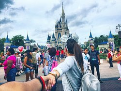Repost and share your favorite Disney World memory! #nightlife #music