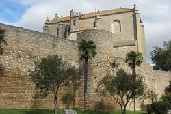 Almocabar Walls & Church