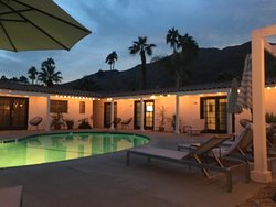 Our Reliable Go To Getaway in Palm Springs Got Better