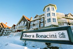 Oliver & Bonacini Cafe Grill, Blue Mountain