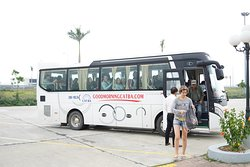 Good morning Cat Ba Bus & Tours