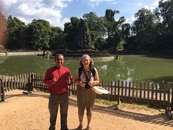 Angkor Leak Driver - Day Tours