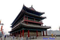 Xi'an Stad's Muur