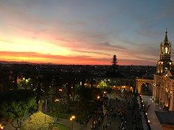 Come to enjoy this amazing City of Arequipa- Peru  NPT