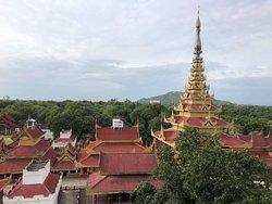 Palace in Mandalay