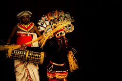 Our traditional dancing in Sri Lanka