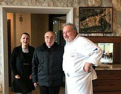 Con Silvio Orlando