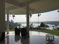 Beautiful place! Amazing lake view! Great hospitality and service!