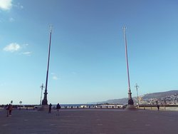 La Piazza di Trieste