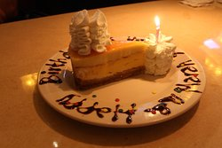 Happy Birthday! ;)