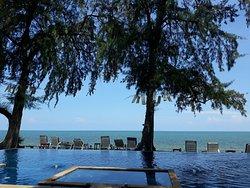 Kleines Resort zum Entspannen mit freundlichem Personal