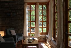 peaceful balcony