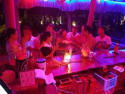welcome to lanta nature beach bar