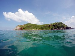 Koh Rin Main super place for Discover scuba diving and for the experience diver
