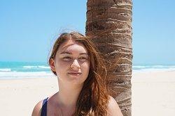 Beatriz Rocha - Praia de porto das dunas - Aquiraz Ce -  Nov 2018