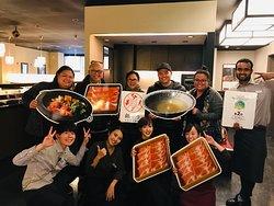 Shabu shabu sukiyaki