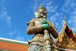 Indochina Odyssey Tours - Bangkok Day Tour