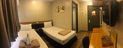 セブ R ホテル