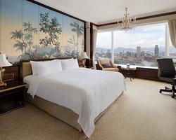 Harbour View Suite Bedroom