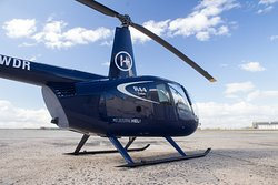 Fly around the city of Melbourne, Port Phillip Bay, and the Yarra Valley with Melbourne Heli