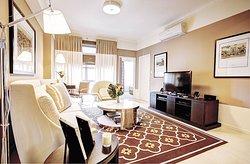 2 Bedroom - Living Area