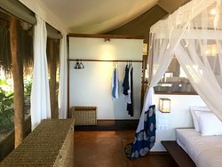 Safari Tented Suite