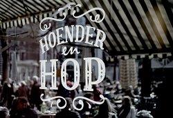 Cafe Restaurant Hoender en Hop