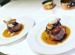 filet de boeuf rossini sauce périgueux