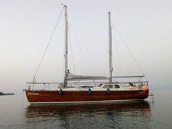 Katerina Sailing