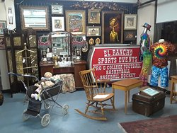 Main Street Peddlers Antique Mall