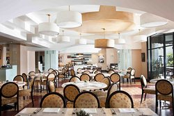 Pago Restaurant seating accommodate up to 170 persons