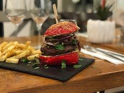 Burger Italien...