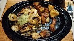 Bourbon Street Chicken & Shrimp