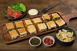 Sharing Platter of 12 mini Panini