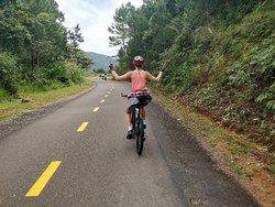 Cycling from Da Lat to Mui Ne