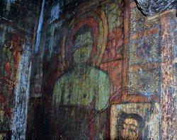 Exceptionnelles fresques d'Ajanta