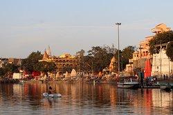 Ujjain, très ancienne cité sainte de l'Inde