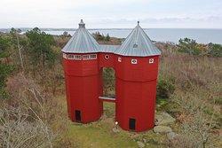 Vattentornen Albert och Frida