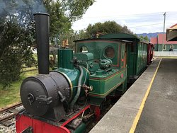 Redwater Creek Steam and Heritage Society